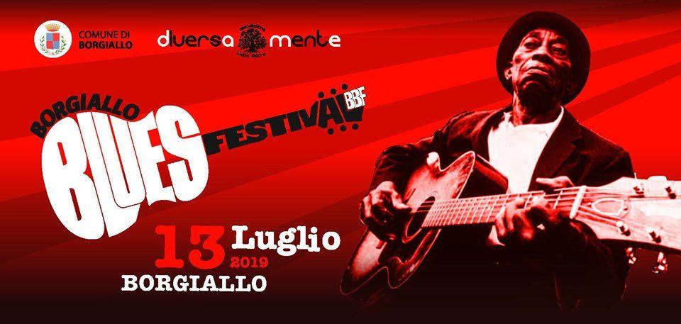 BORGIALLO - La musica di qualità per la settima edizione del Borgiallo Blues Festival