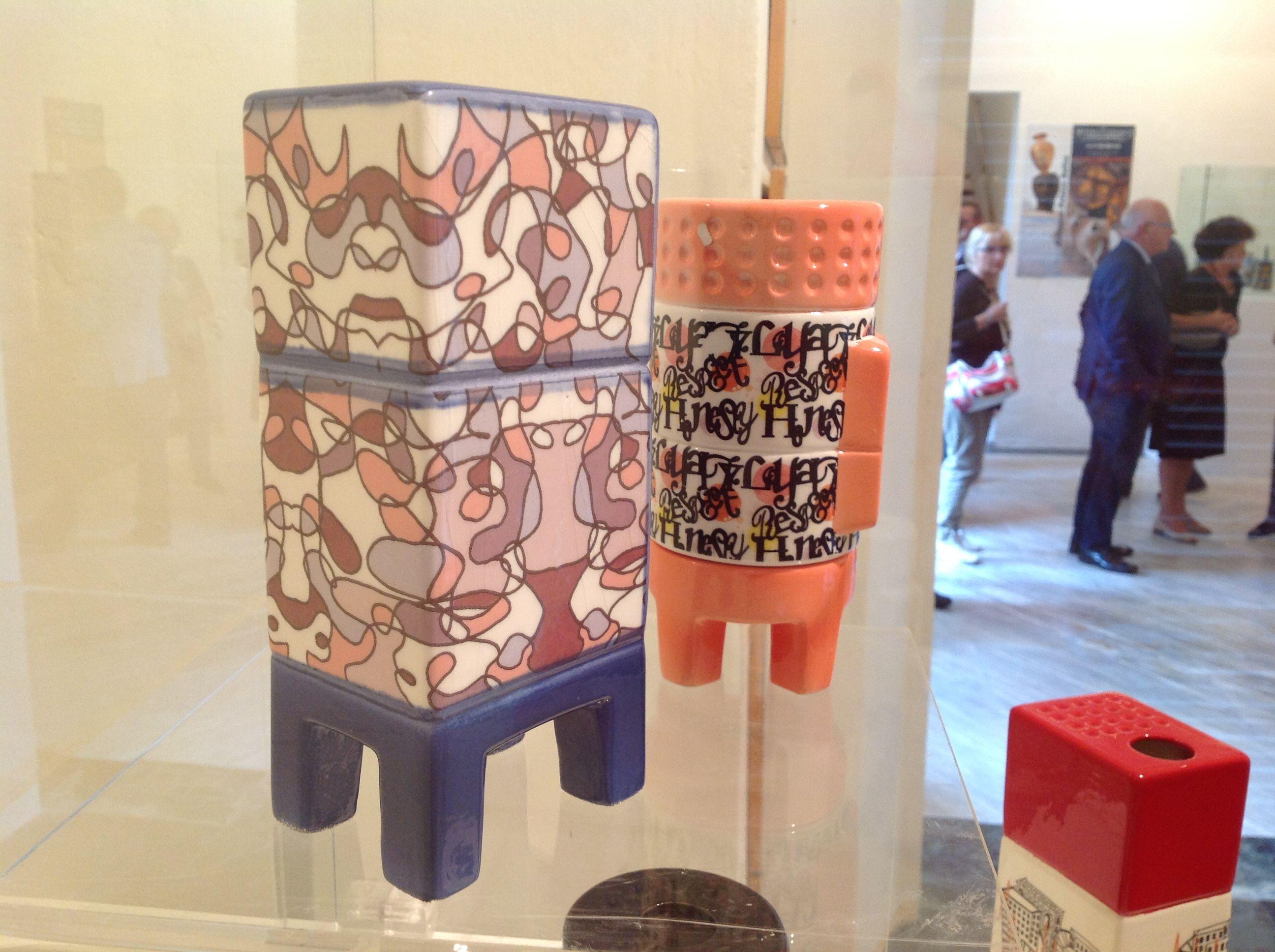 CASTELLAMONTE - Dal 20 luglio torna la Mostra della Ceramica: a palazzo Botton opere internazionali da 27 Paesi
