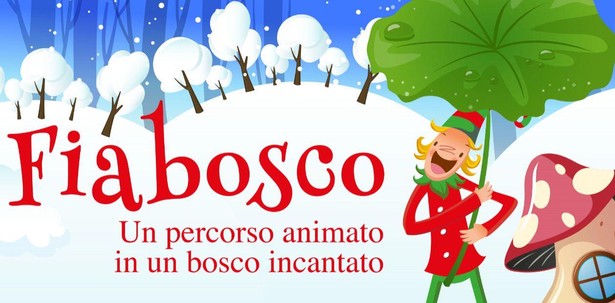 CASTELLAMONTE - Il Natale porta in dono il «Fiabosco», il primo parco emozionale del Canavese
