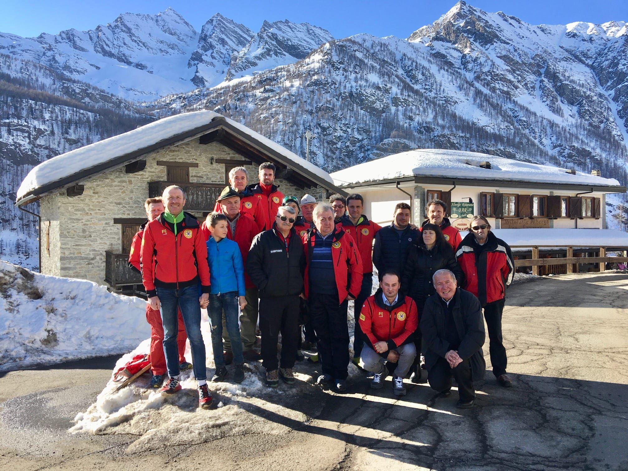 CERESOLE REALE - Festa per i 63 anni della stazione del soccorso alpino