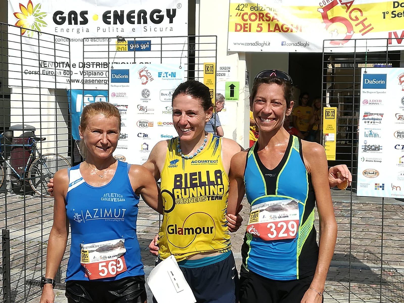 ATLETICA LEGGERA - Corsa dei 5 Laghi di Ivrea: quasi mille atleti ai nastri di partenza