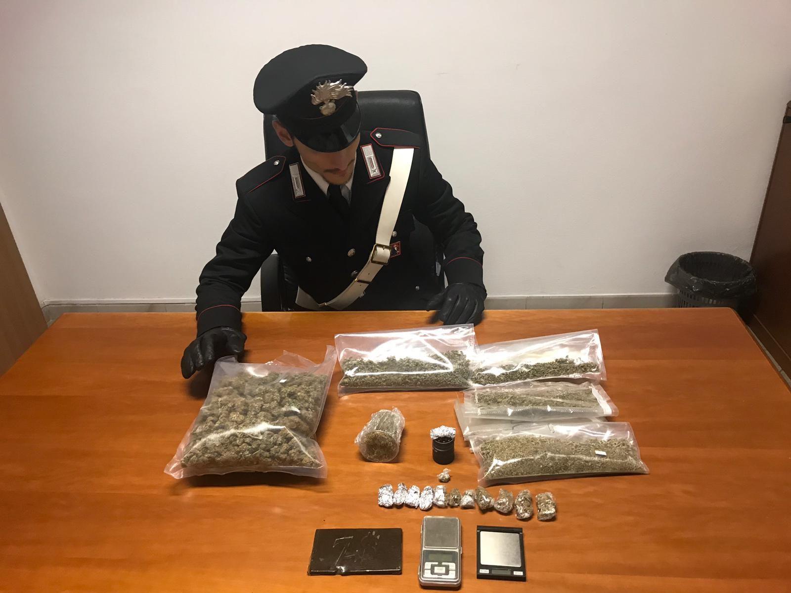 CIRIE' - Spaccia droga alla stazione Gtt: 21enne arrestato - FOTO