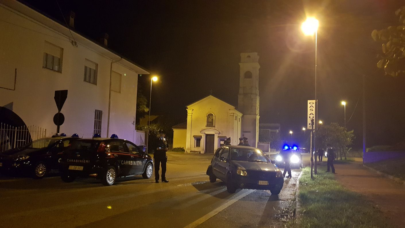 RIVAROLO-BUSANO - Arrestato dopo l'inseguimento, patteggia ed è già libero