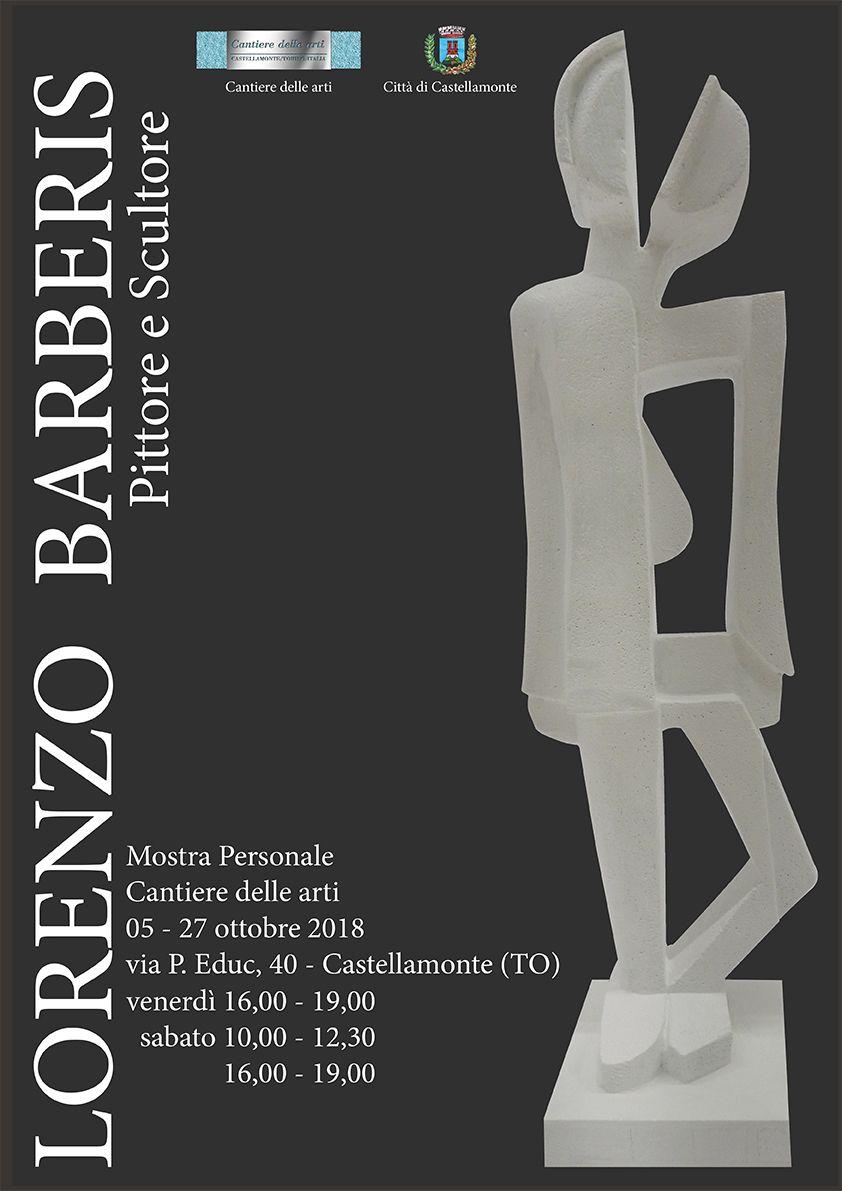 CASTELLAMONTE - Mostra personale di Lorenzo Barberis