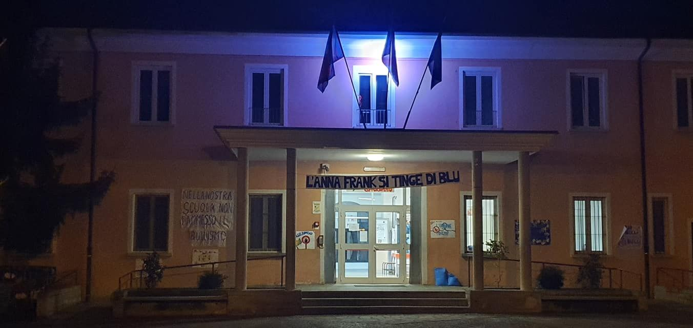 LEINI - La scuola Anna Frank contro bullismo e cyberbullismo - FOTO