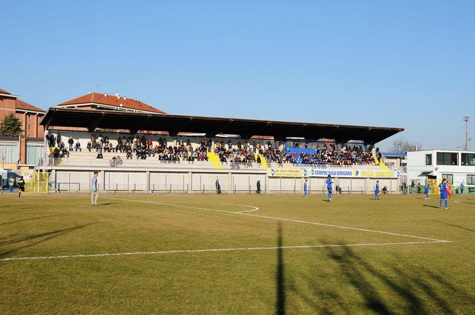 CALCIO SERIE D - Il Chieri passa a Borgaro: gialloblù fanalino di coda