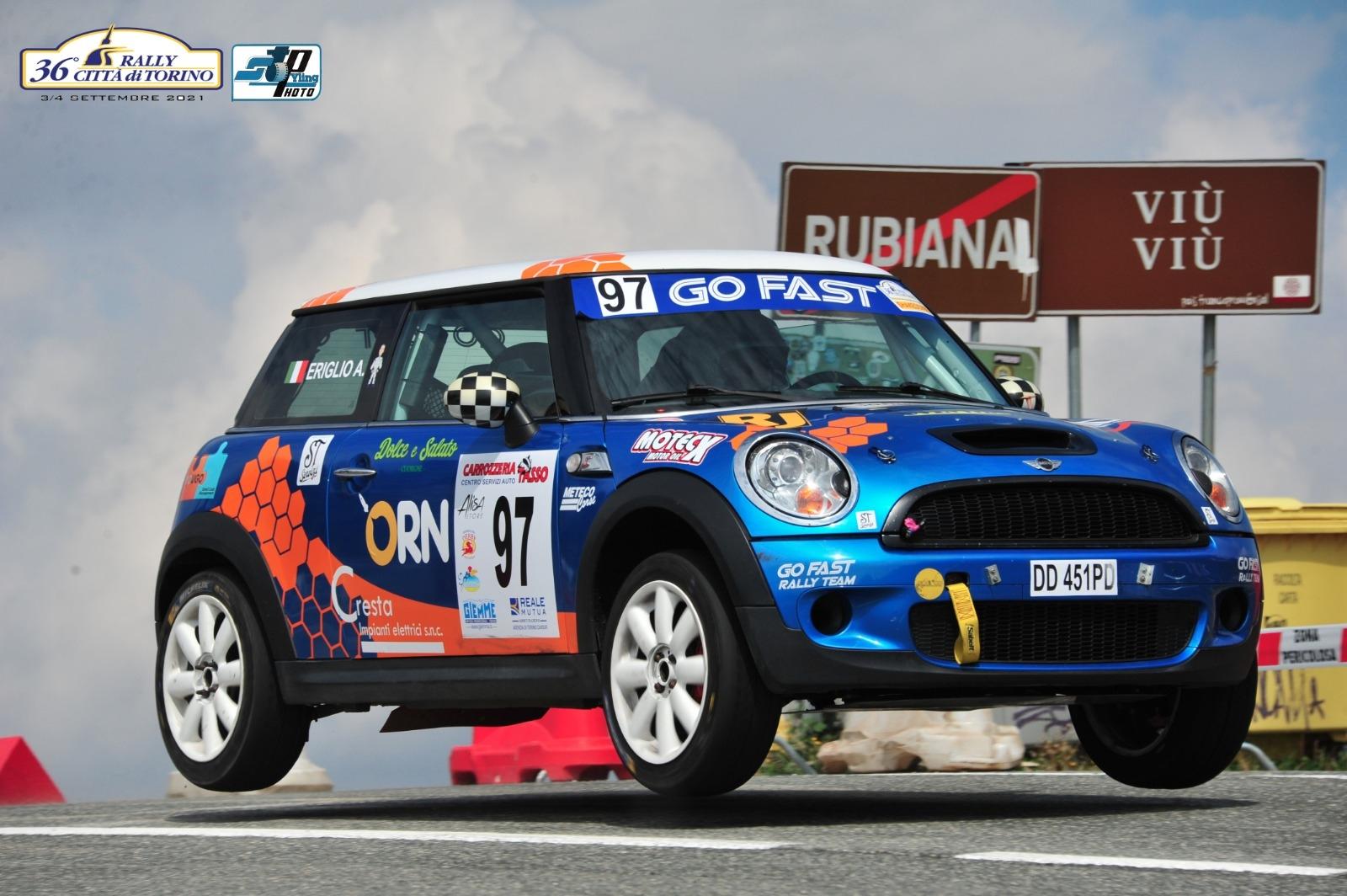 FORNO CANAVESE - Gabriele Priante brilla al Rally Città di Torino e sogna le finali nazionali a Modena