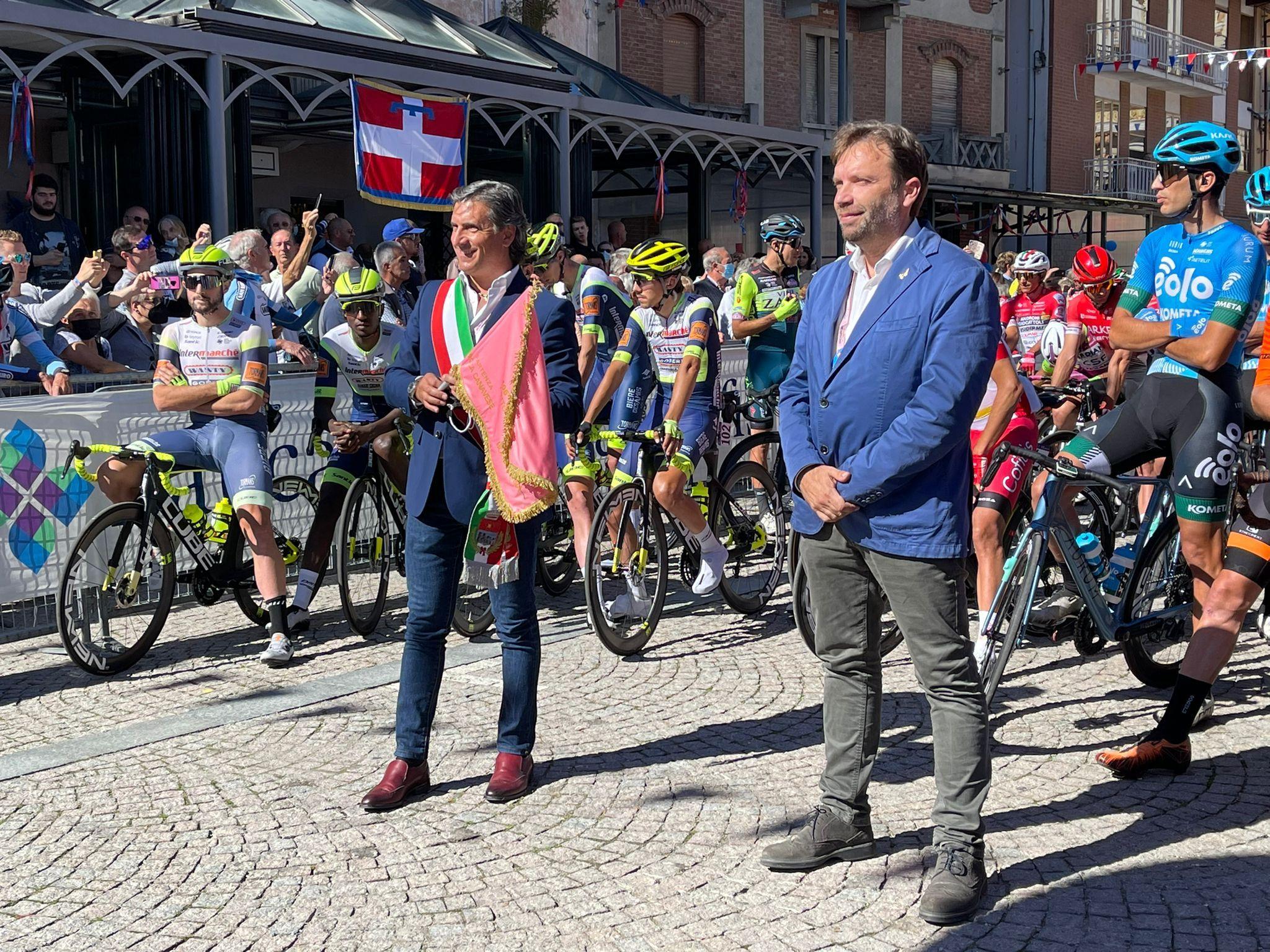 CICLISMO - Walls, un Campione Olimpico si impone al Gran Piemonte