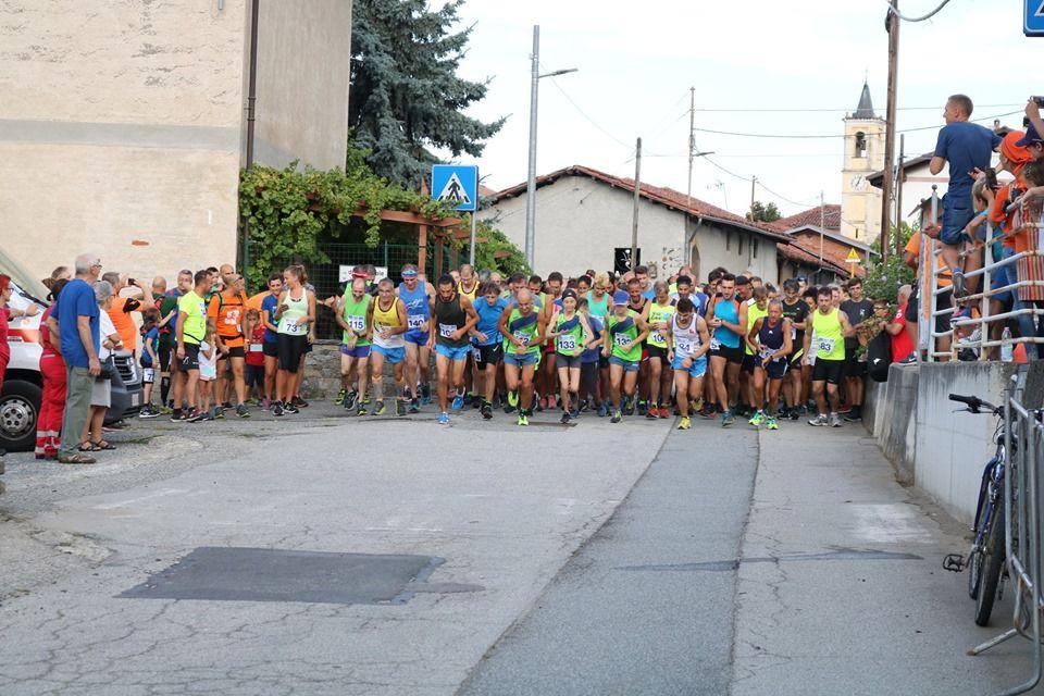 SAN MARTINO CANAVESE - Grande successo per la prima edizione della «Silvatic Run» - FOTO