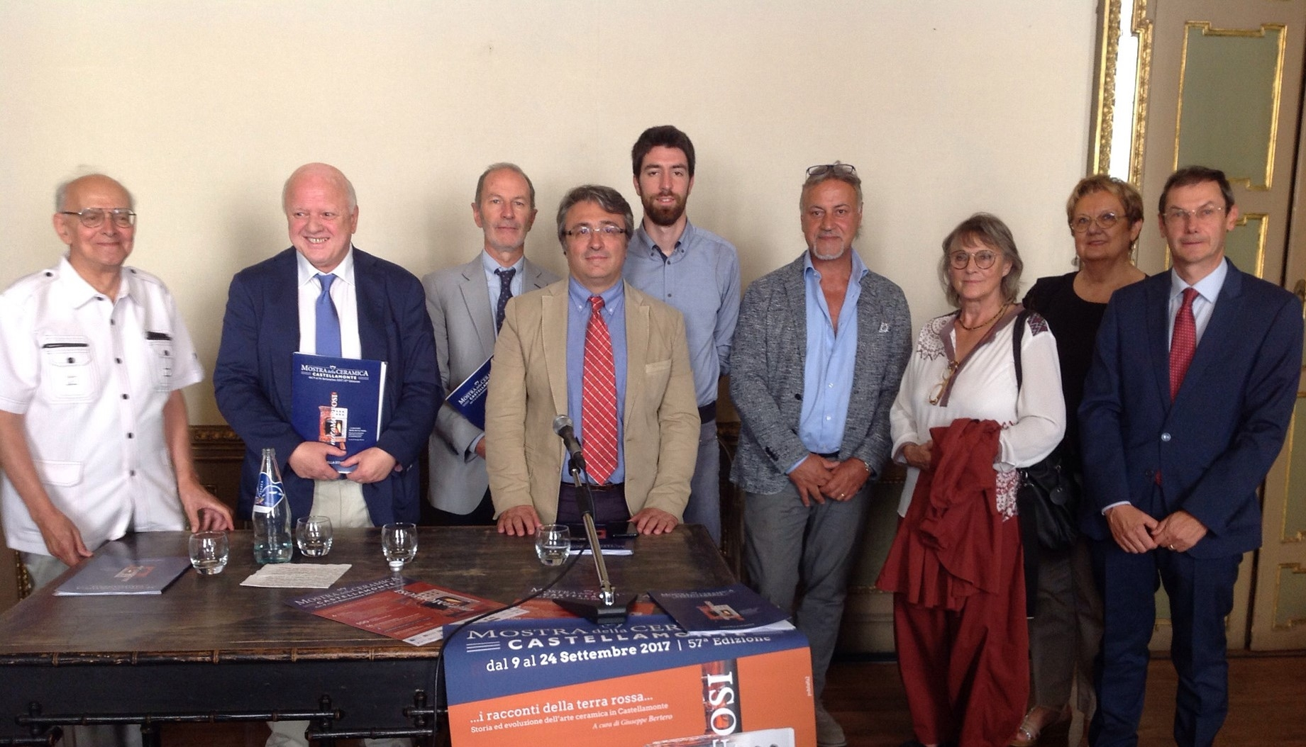 MOSTRA DELLA CERAMICA - Castellamonte celebra la storia della Terra Rossa - FOTO