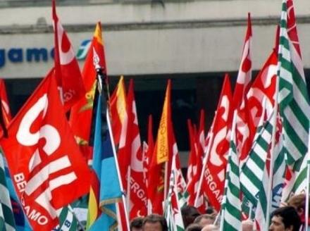 IVREA - I lavoratori Cic, senza un futuro, scendono in piazza
