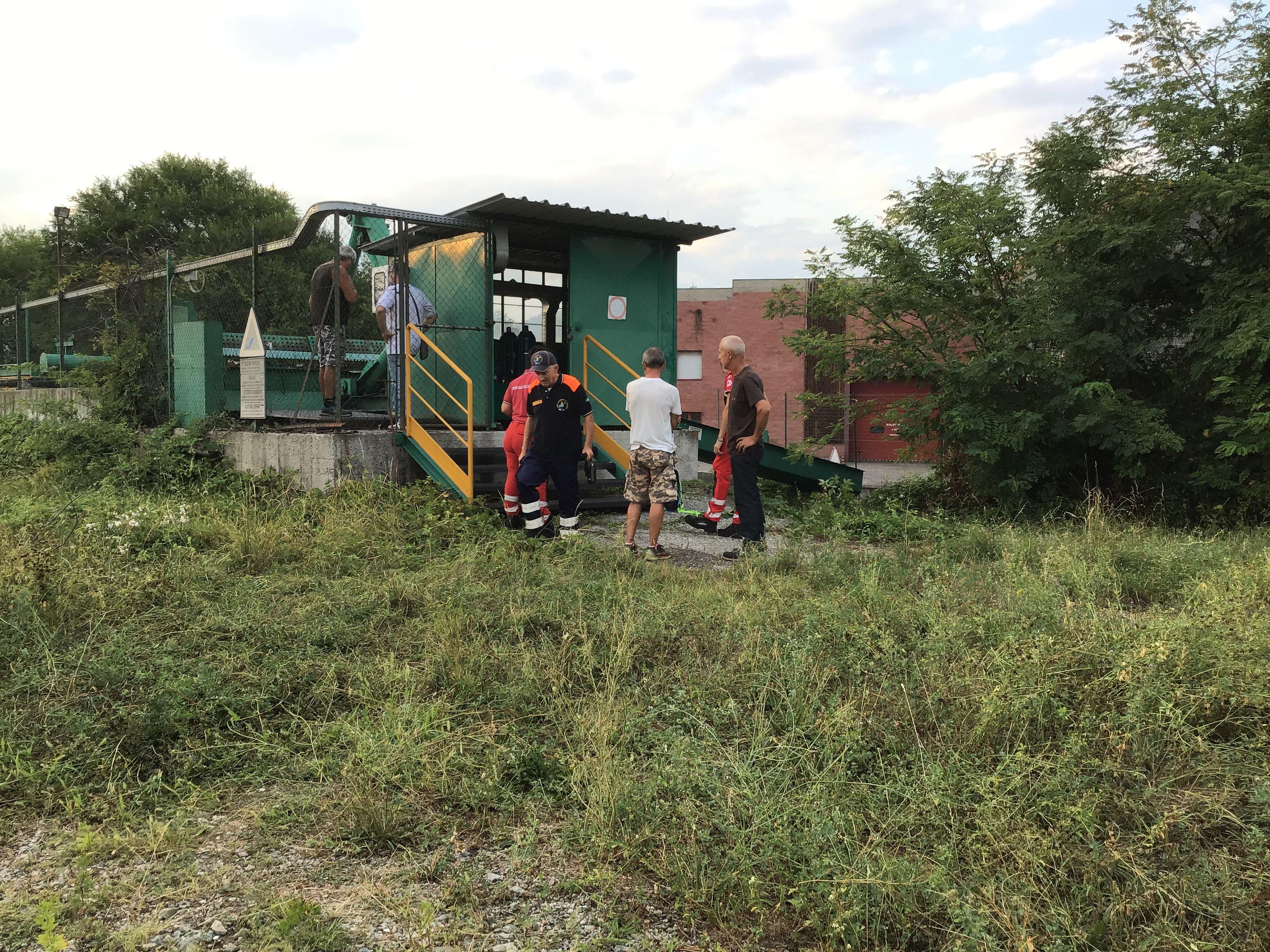 CASTELLAMONTE - Trovato morto nel canale Caluso: era sparito in mattinata da casa - FOTO