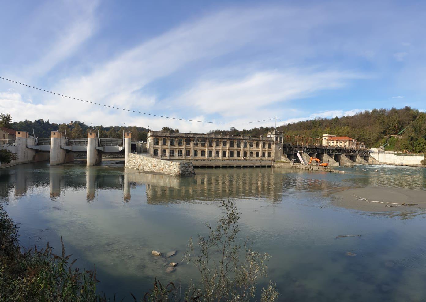 MAZZE' - Sono ripresi i lavori sulla diga per il centesimo compleanno