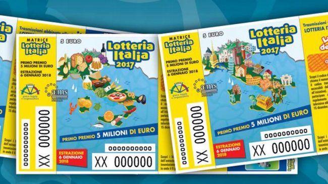 LOTTERIA ITALIA - 20 mila euro vinti in Canavese - TUTTI I BIGLIETTI VINCENTI