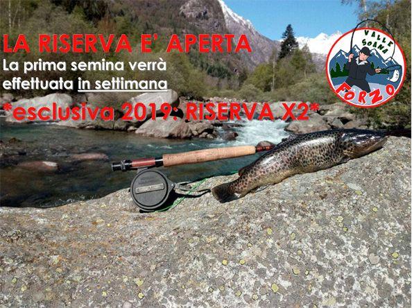 RONCO CANAVESE - La riserva di pesca in Valle Soana raddoppia