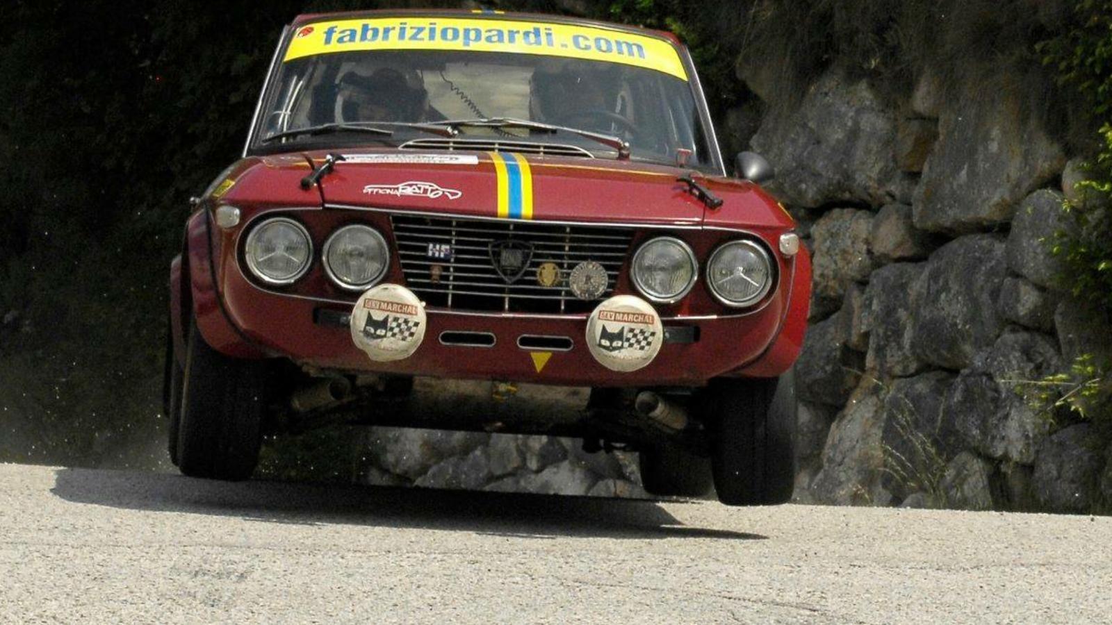 RALLY - Il pilota canavesano Fabrizio Pardi sarà al via del Rally Elba Storico