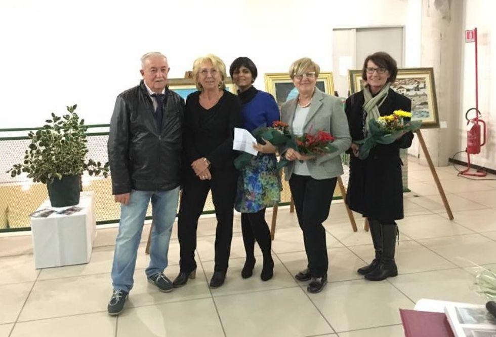CASTELLAMONTE - Grande successo per la personale di Sandri e Faccaro