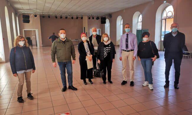 FAVRIA - Il Comune apre il centro vaccinale insieme ai medici del paese