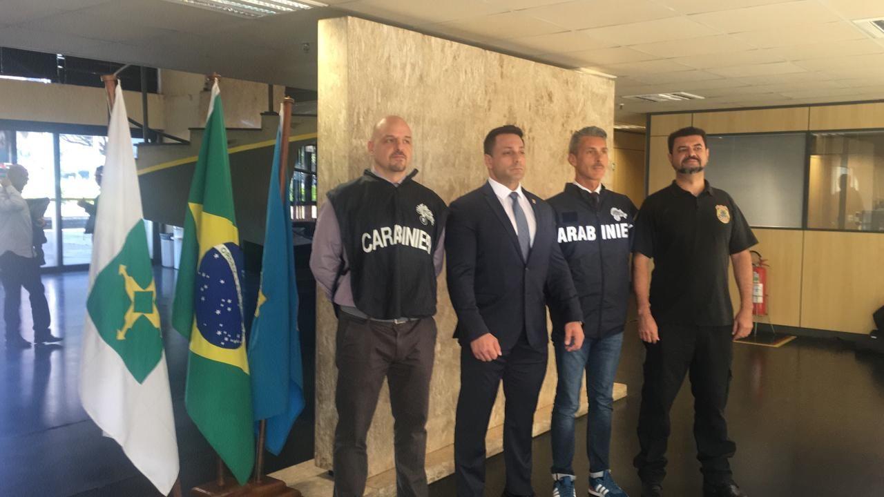 SAN GIUSTO CANAVESE - Arrestato in Brasile il latitante Nicola Assisi. In manette anche il figlio Patrick - VIDEO
