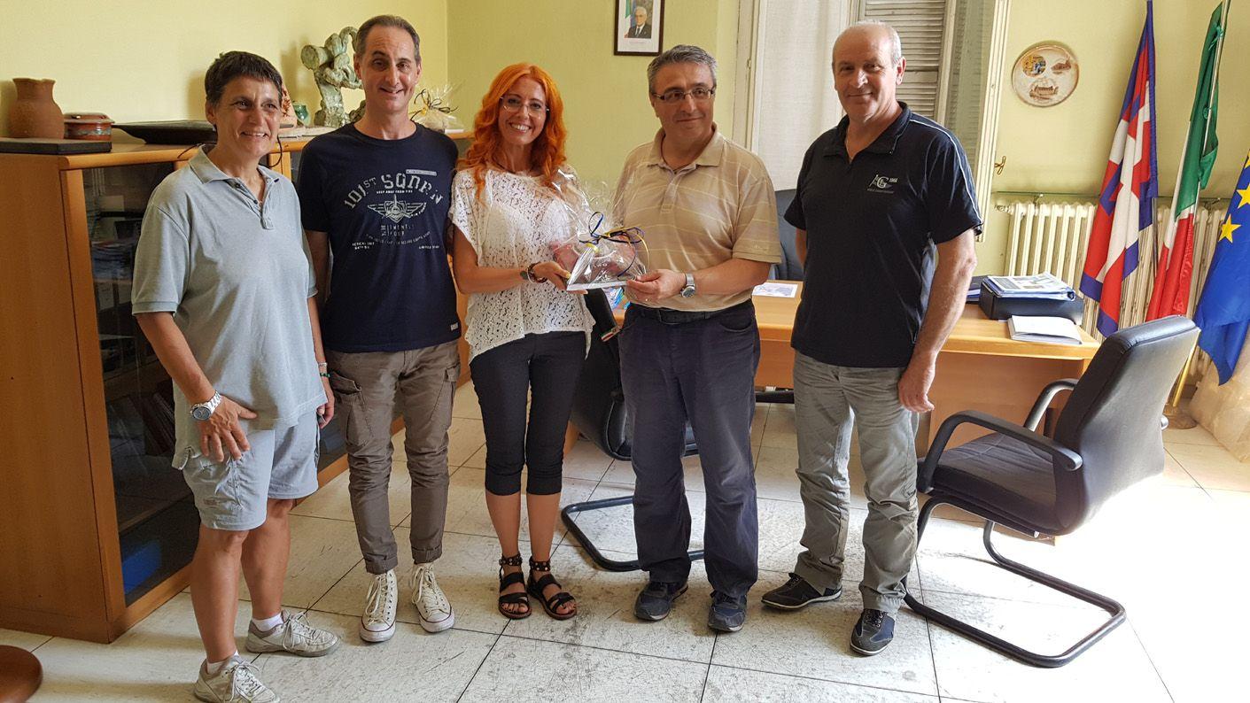 CASTELLAMONTE - Un grande successo per Roberta e Marco, campioni italiani di ballo liscio unificato