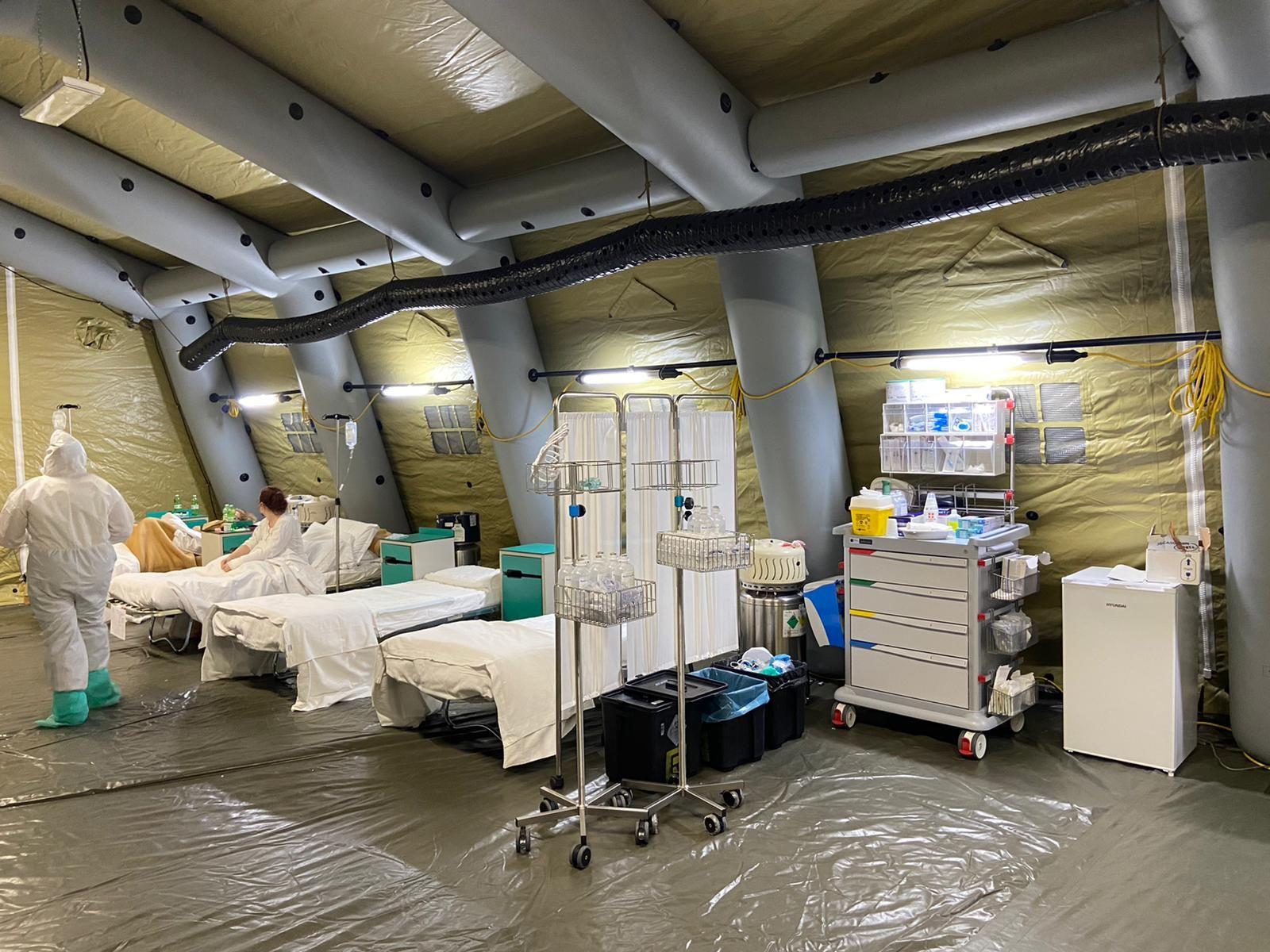 VACCINI ANTI COVID - L'Asl To4 verso il record di 4500 vaccinazioni al giorno. Ai livelli minimi il numero di ricoverati in ospedale - I DATI