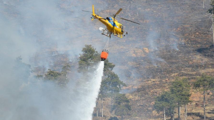 CANAVESE - Stato di massima pericolosità per incendi boschivi
