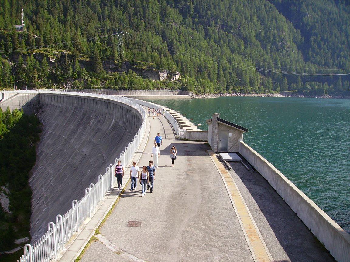 CANAVESE - Le dighe e i grandi impianti idroelettrici diventeranno proprietà delle Regioni