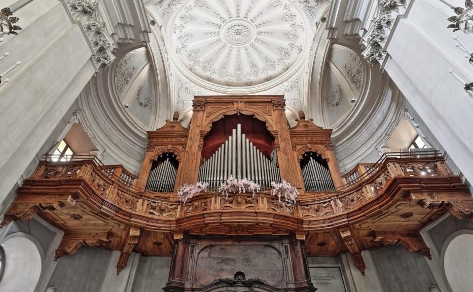 STRAMBINO - I cittadini hanno pagato il restauro dell'organo Serassi