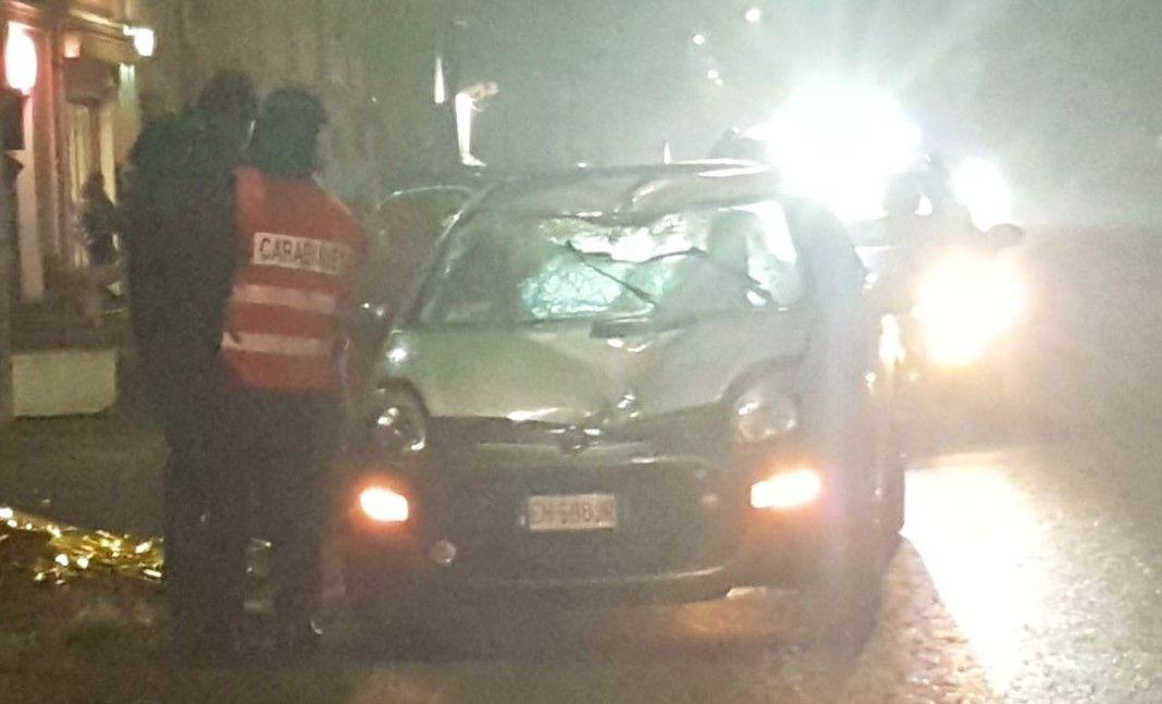 RIVAROLO-BOSCONERO - Incidente mortale: autista di Favria denunciato per omicidio stradale colposo