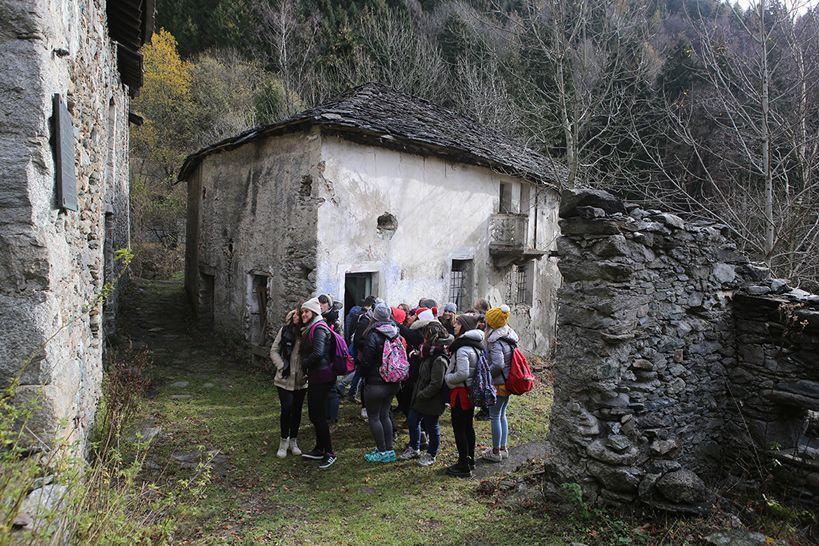 RONCO - I giovani primi attori del progetto «Scuola e territorio»