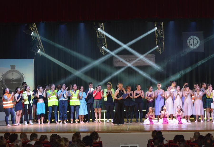 RIVAROLO - Si chiude un anno stupendo per la New Dance Academy