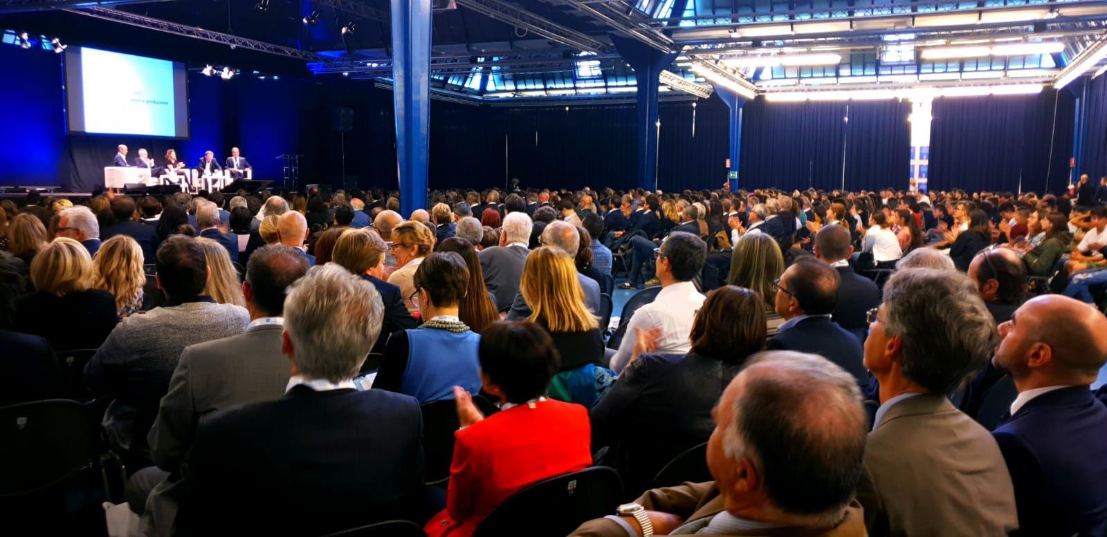 IVREA - «Il futuro che non ti aspetti» nell'agenda di Confindustria - FOTO