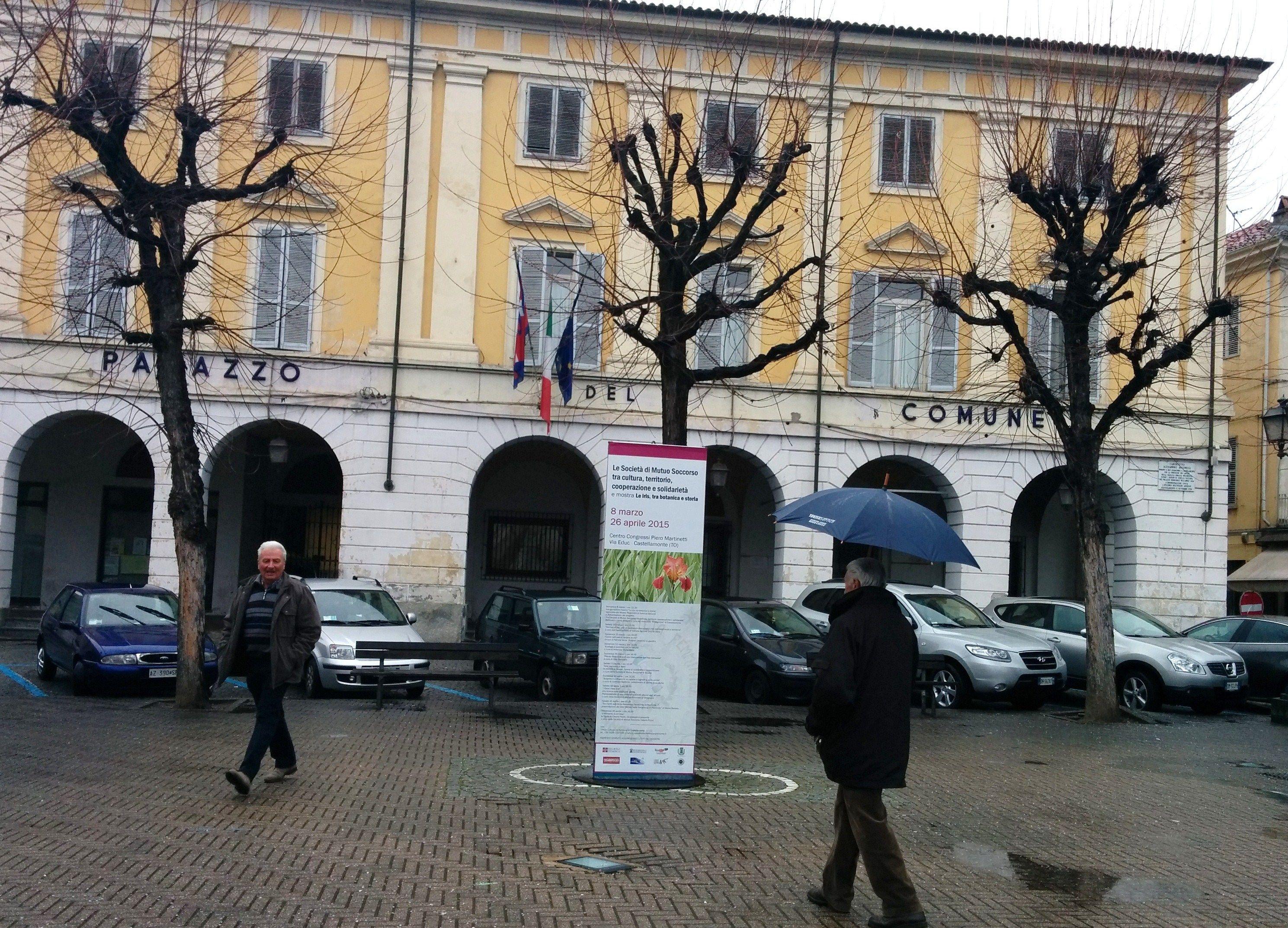CASTELLAMONTE - La frazione San Giovanni chiede i dossi