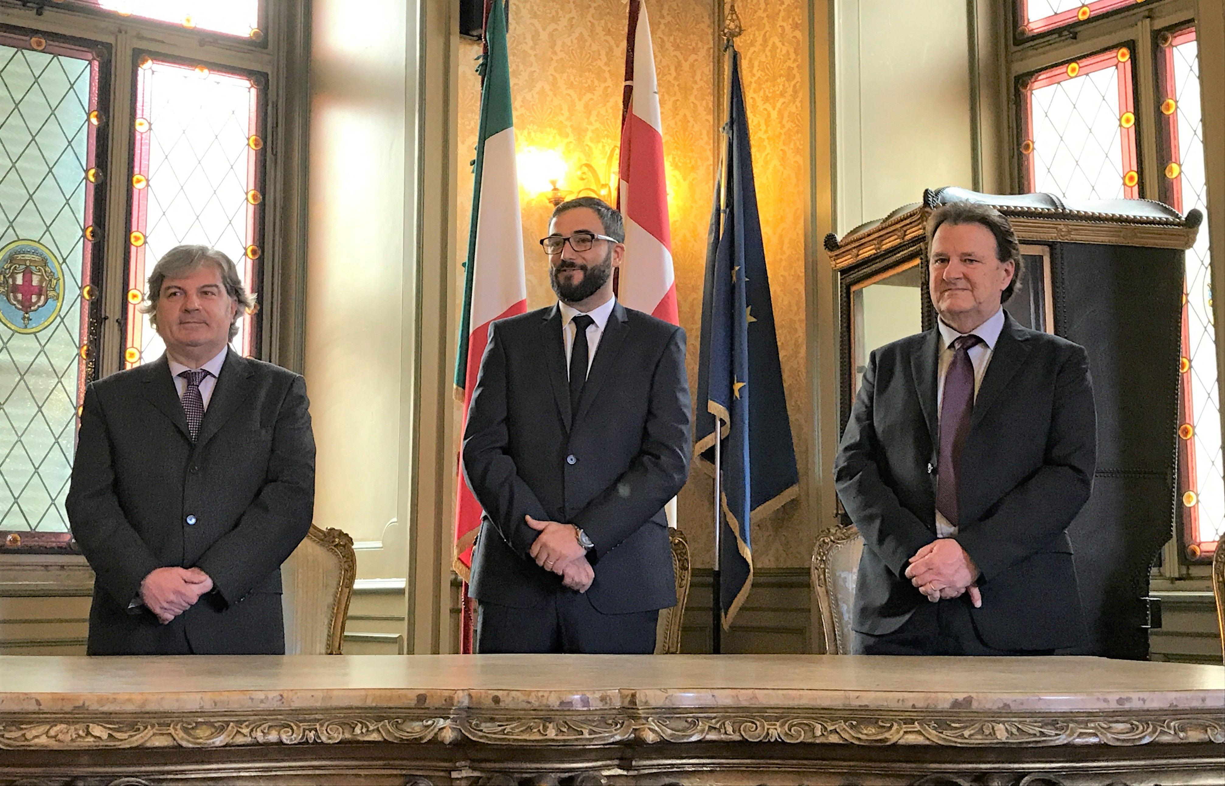 IVREA - Massimiliano Gamerro Generale: parte la nuova edizione dello Storico Carnevale