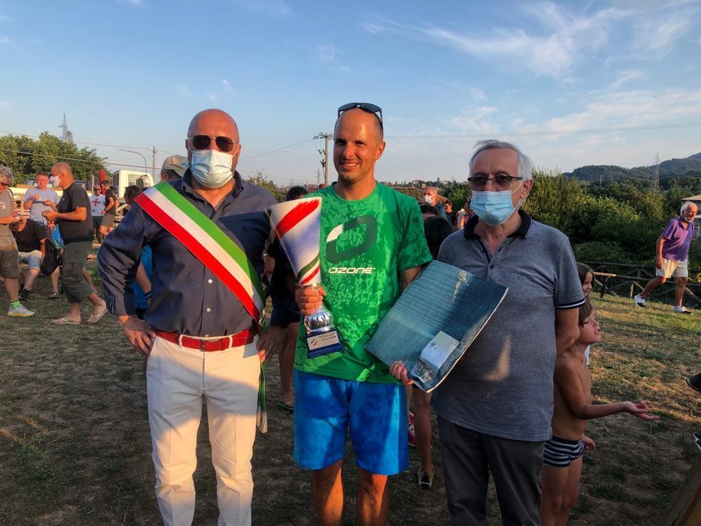 PARAPENDIO - Assegnati a Cuorgnè i titoli italiani: trionfo per Joachim Oberhauser - FOTO