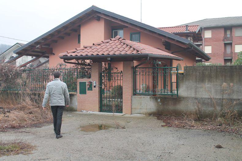 CUORGNE' - Soldi dalla Regione per sistemare la villa confiscata al boss Iaria