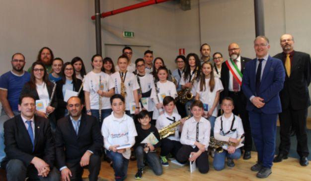 CUORGNE' - Le scuole del Canavese premiate a «Un poster per la pace»
