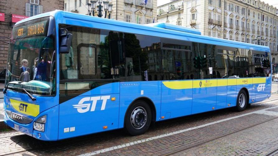 IVREA - Over 65: abbonamenti scontati per i mezzi della Gtt