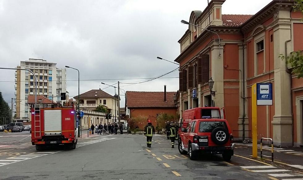 FERROVIA - Incendio alla stazione di Ciriè: treni bloccati verso Borgaro, Caselle e l'aeroporto